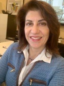 Sonia Ledo headshot